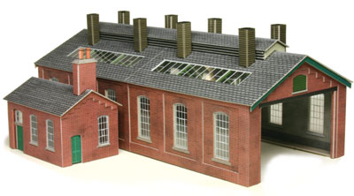 Engine Shed Kit