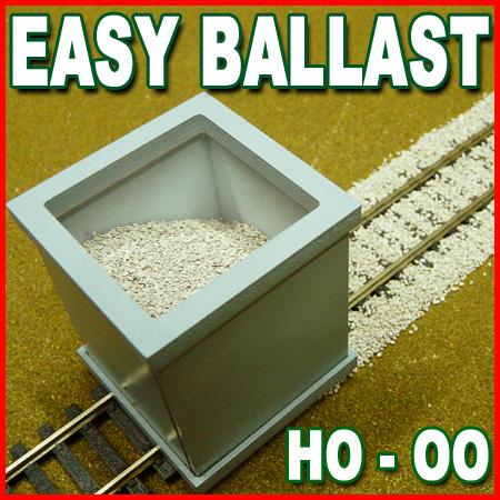 Ballast spreader oo gauge